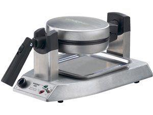 Professional Belgian Waffle Iron by Waring,  $79.95