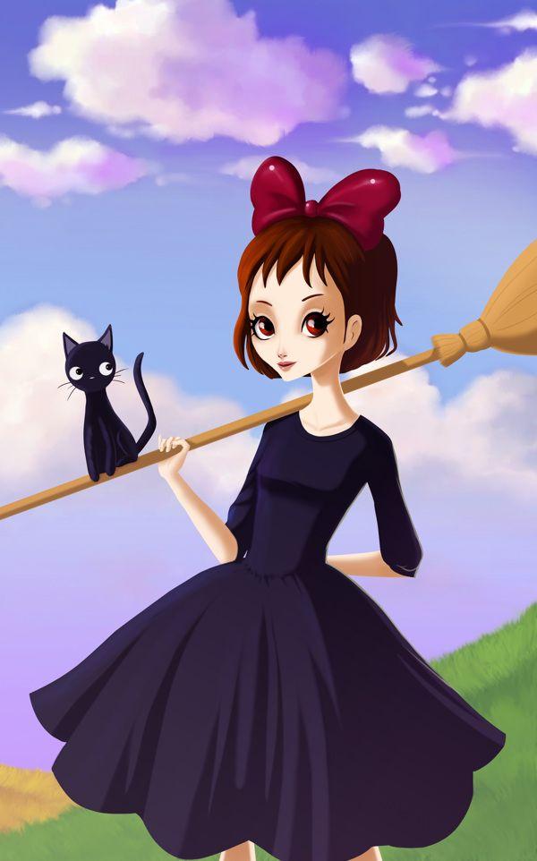 Kiki by Paz HuichamaN, via Behance