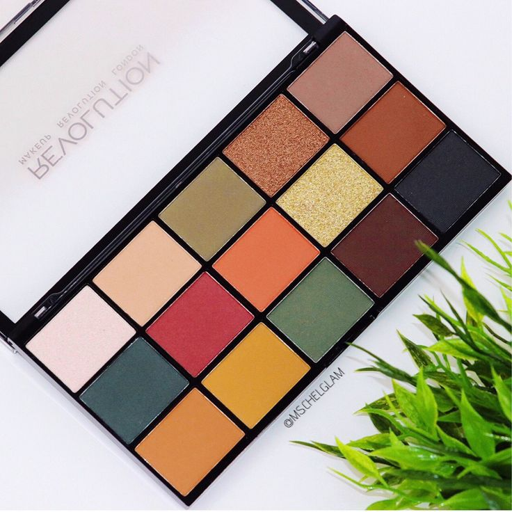 makeup revolution #Revolution Re-loaded Palette Iconic division:  ~~> I picked u…