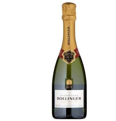Bollinger Special Cuvee Half Bottle A convenient half bottle of this classic style of non-vintage champagne. This wine is full-bodied with Bollinger™s trademark broad style which is the result of the ageing of its reserve wines for 5-10 http://www.MightGet.com/january-2017-13/bollinger-special-cuvee-half-bottle.asp