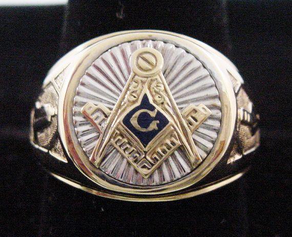18 best Masonic Rings images on Pinterest | Freemasonry ...