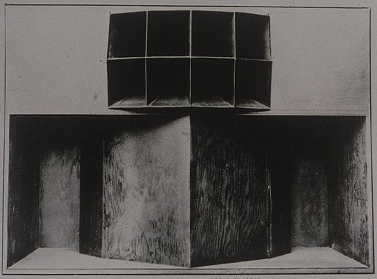 """Altec Lansing A 15"""" coaxial loudspeaker enclosure, 1944.   ℞"""