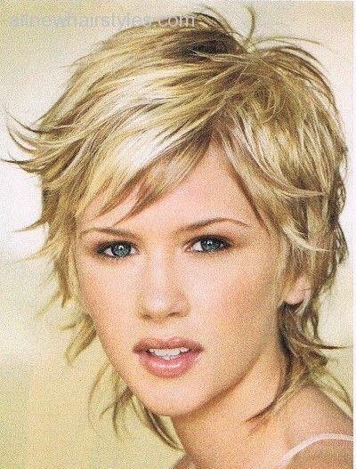 Shaggy haircuts for fine hair | All New Hairstyles                                                                                                                                                                                 More