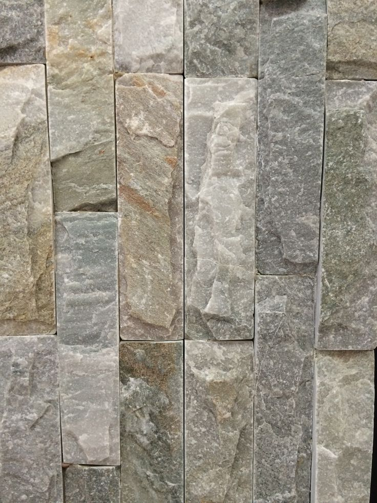 Textured Stacked Stone Feature Tiles