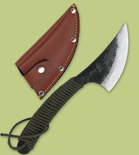 i could totally rock this hatchet!