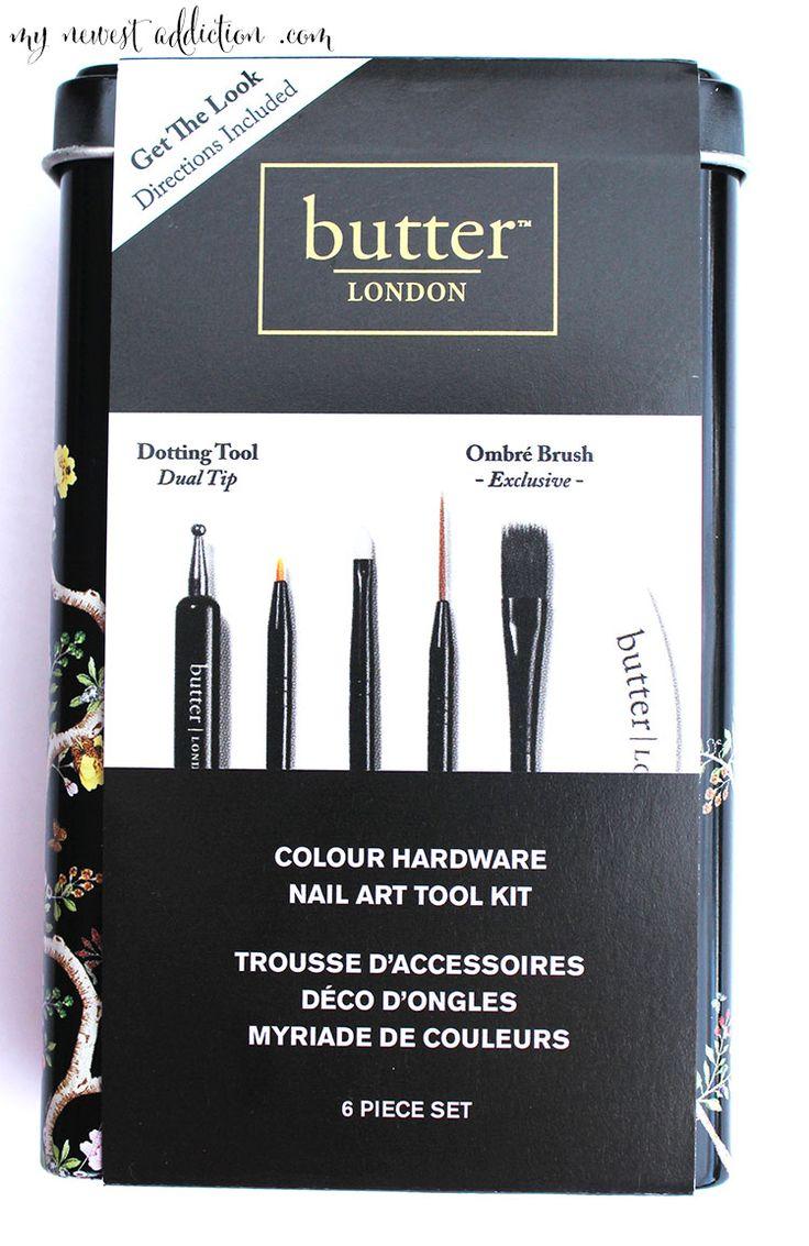 Butter London Nail Art Tool Kit - My Newest Addiction Beauty Blog