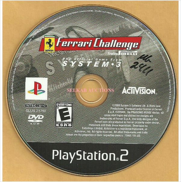 Need For Speed: Most Wanted Play Station 2 Video Game disc PS2 NTSC U