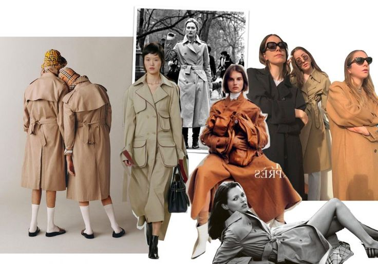 Shopping Essential: Trenchcoat - ein Klassiker - hey woman!