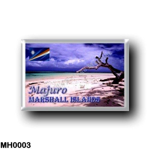 MH0003 Oceania - Marshall Islands - Majuro - Laura Beach
