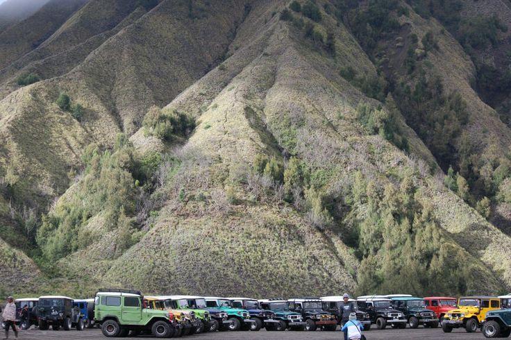 Mt. Bromo Probolinggo, Jawa Timur http://goo.gl/VJ0G6r