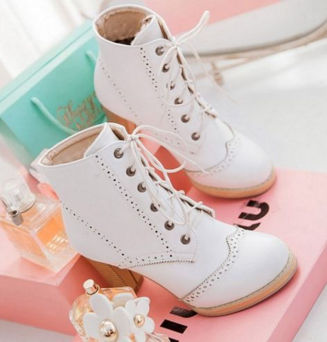 """Fashion heels boots kawaii clothing online store. sponsorship review and affiliate program opened here! - use this coupon code to get 10% off """"discountkawaii"""""""