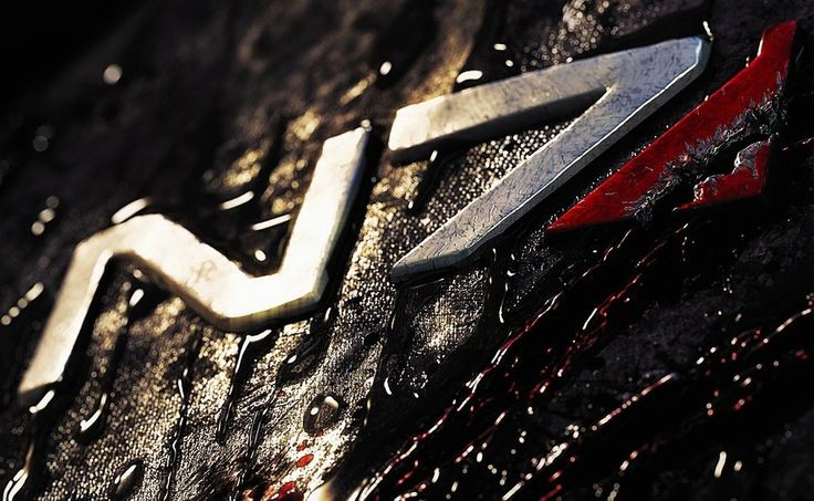 Mass Effect 2 Wallpaper by tonywonyrony.deviantart.com on @deviantART