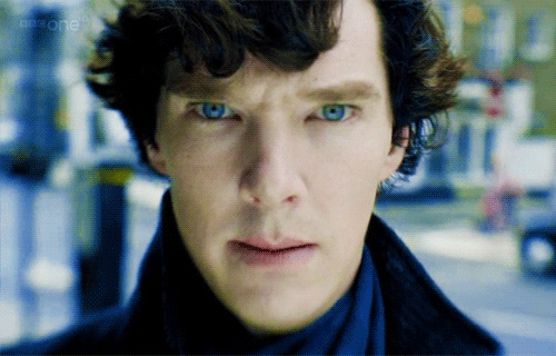 Oh Sherlock....I've missed you.