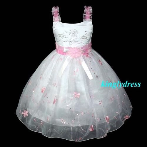17 mejores ideas sobre Vestidos Elegantes Para Niñas en Pinterest