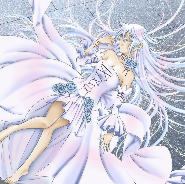 White alice pandora hearts cosplay