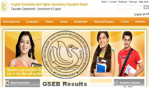GSEB Time Table 2016 Download Gujarat Board SSC/HSC Exam Date Sheet PDF :- http://recruitmentresult.com/gseb-time-table/