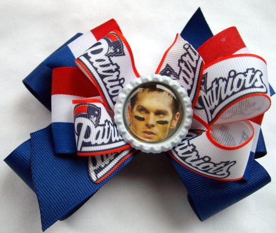 Tom Brady NFL New England Patriots Pats football Boutique hair