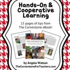 """Learn how to use manipulatives, concrete materials, and group work effectively!   This item is a 16 page PDF excerpted from my book, """"The Cornersto..."""