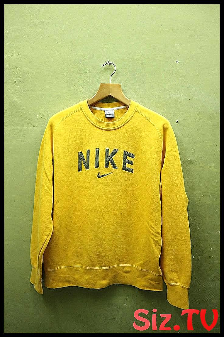 Vintage Nike Sweatshirt Embroidery Big Spell Out S Big Color Embroidery Logo Nike Size Spell Sportswear Streetwear Sweater Sweatshirt Sweatshirt Emb [ 1104 x 736 Pixel ]