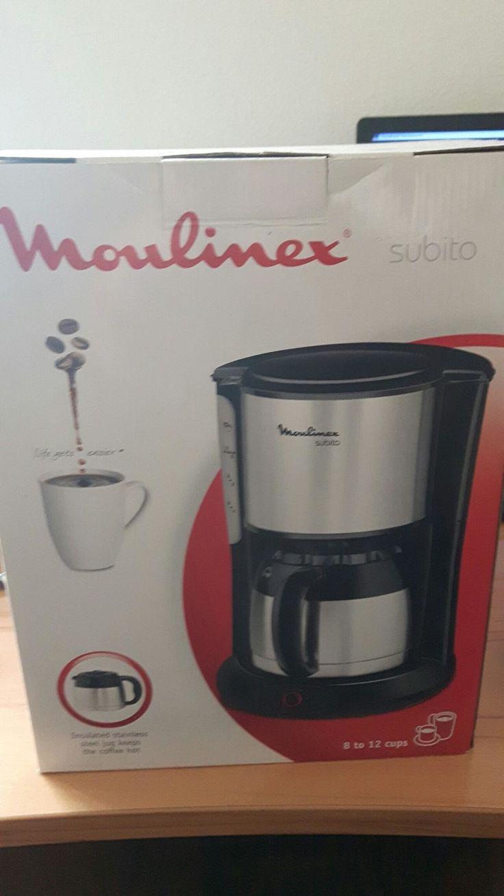 Base-Star.net » Anzeigenmarkt » Kaffeemaschine - Moulinex subito