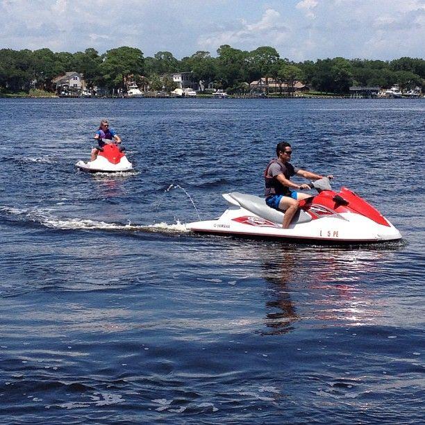 Pensacola Beach Florida Jet Ski Rentals