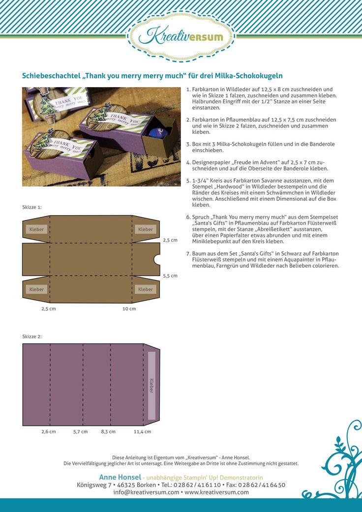 Individuelle Karten, Verpackungen und mehr