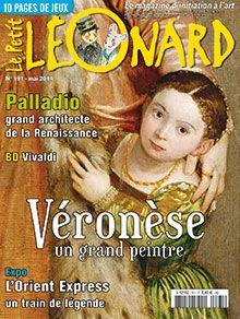 Portrait de Véronèse, un grand peintre et de Palladio, grand architecte de la Renaissance.