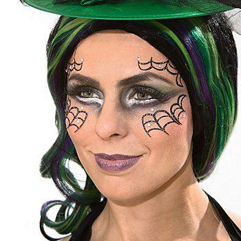 1000 id es sur le th me tatouage de toile d 39 araign e sur pinterest tatouage d 39 araign e - Maquillage toile d araignee visage ...