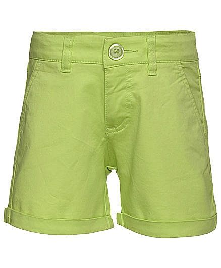United Colors of Benetton Shorts - Green http://www.firstcry.com/ucb/united-colors-of-benetton-shorts-green/574647/product-detail