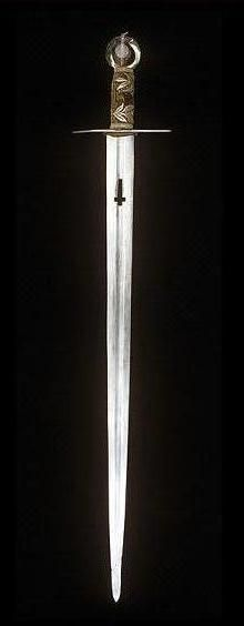 Sword of St. Wenceslaus