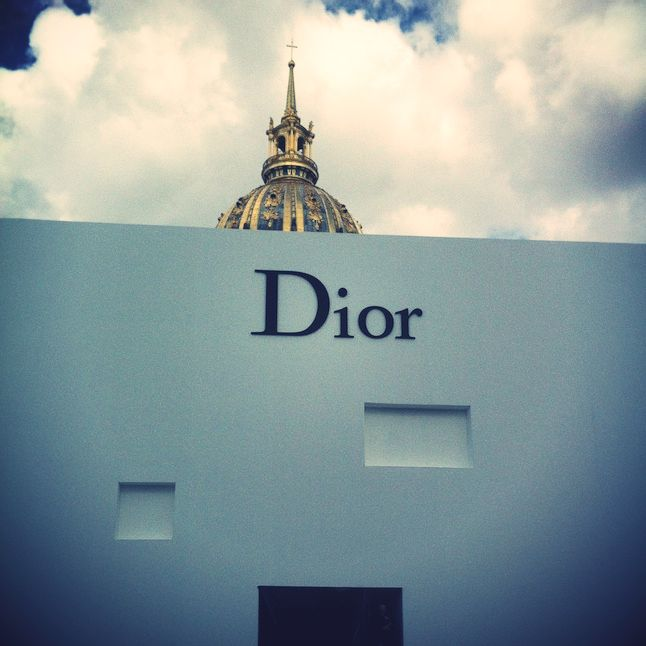 Christian Dior... #PFW  http://www.treetslook.com/2012/09/28/fashion-week-paris-live-today-christian-dior-isabel-marant-martin-margiela/#