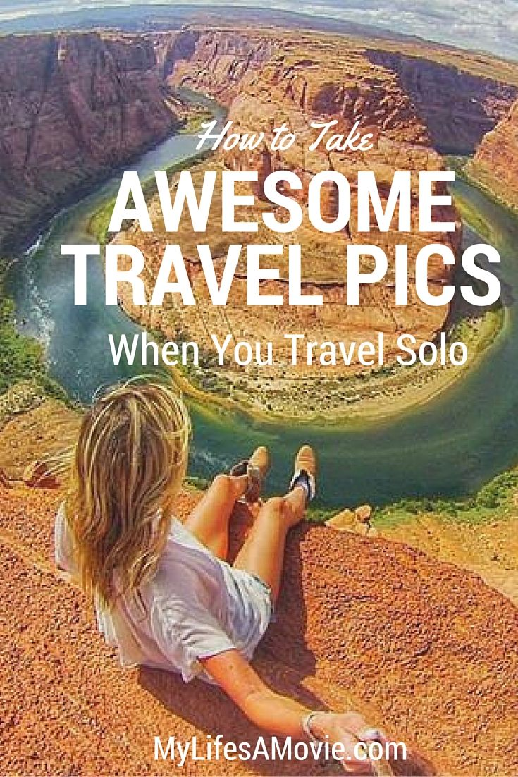All of my tips for how I take awesome travel pics when I travel solo! http://finelinedrivingacademy.co.uk