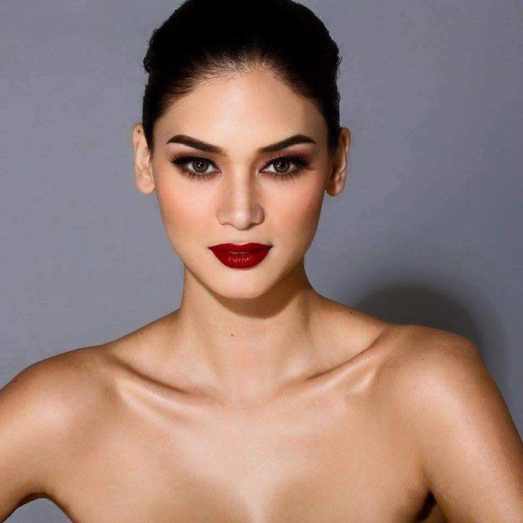 Pia Alonzo Wurtzbach. Miss Philippines and Miss Universe 2015.