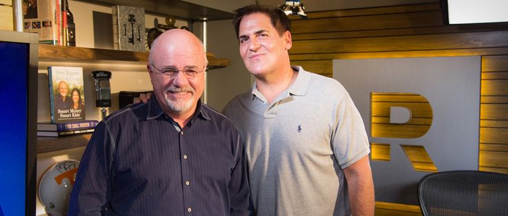 "3 Practical Lessons from Billionaire Mark Cuban - daveramsey.com ""The one thing in life you can control is your effort."