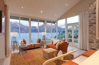 Nouvelle-Zélande - Queenstown - Matakauri Lodge - Suite