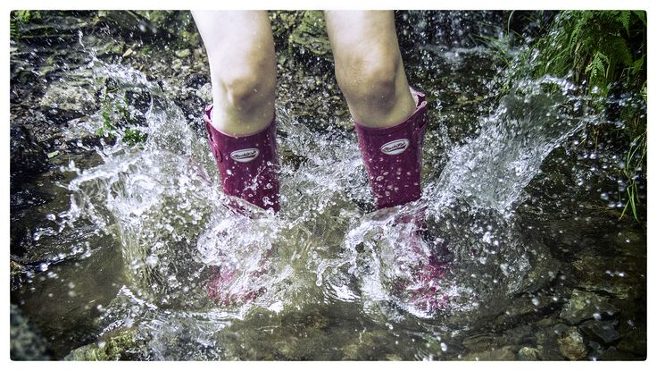 Durable and high quality rain boots / wellies www.rockfishwellies.com amazing affordable - luxury at its best. rubber with soul