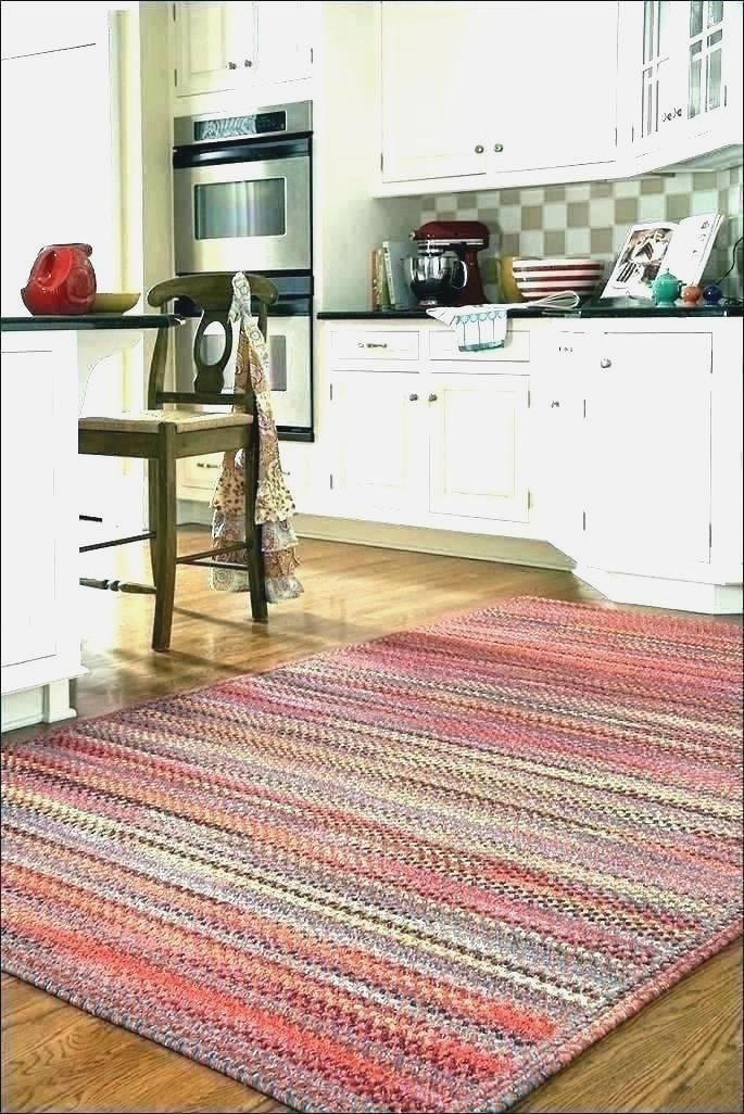 Kitchen Rugs Best Material And Amazing Design Of White Mats Modern