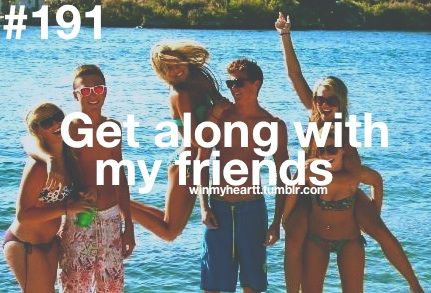 Yess You Have Too Or You Are A TOTAL Jerk!!! Especially My Cousins, They Are My Life...