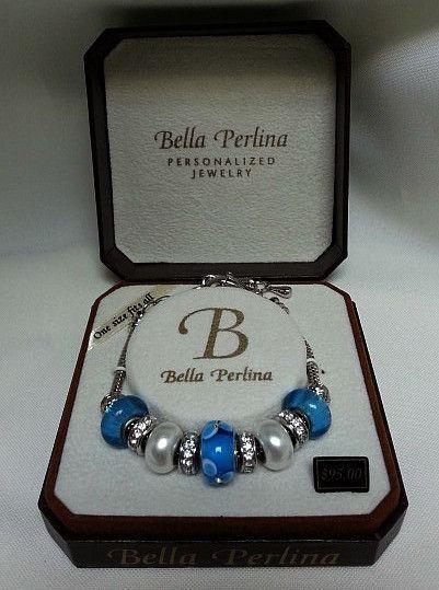 Bella Perlina Blue