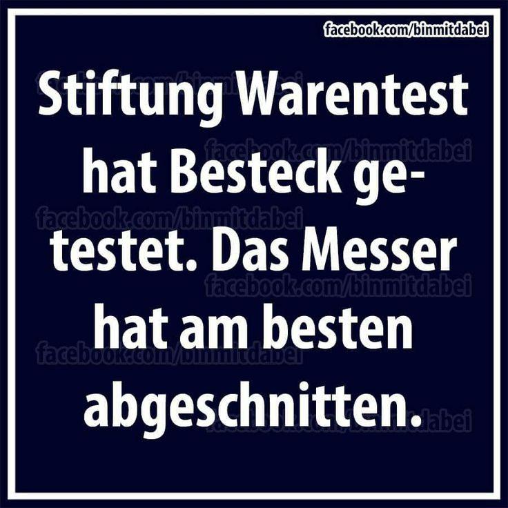 Stiftung Warentest...