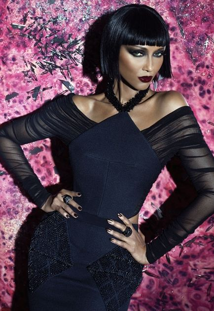 Iman Model Stuns at 60 with incredible pictures for Vanity Fair Italia!