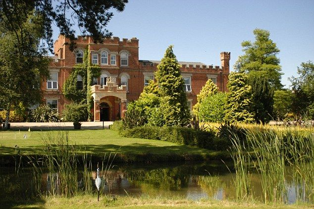 Ragdale Hall: The former Elizabethan hunting lodge is one of Britain's top spas...