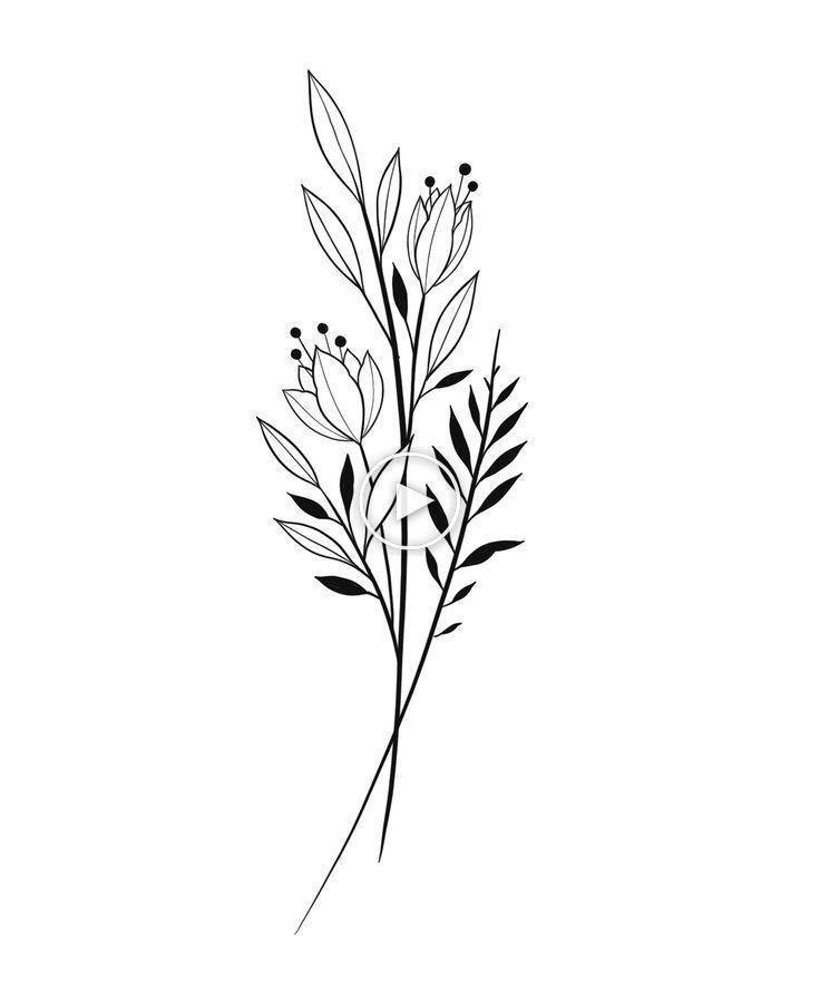 Design tattoo mini flowertattoos wristtattoos