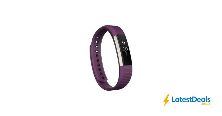 FITBIT Alta - Plum, Small Free Delivery, £69.99 at PC World