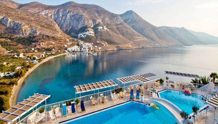 Πάσχα στο 4* Aegialis Hotel Spa & Resort στην Αμοργό μόνο με 338€!