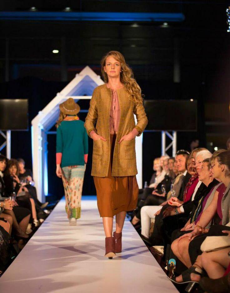 Kimberleys Winter Fashion on runway #thecolomboevent
