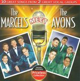 The Marcels Meet the Avons [CD]