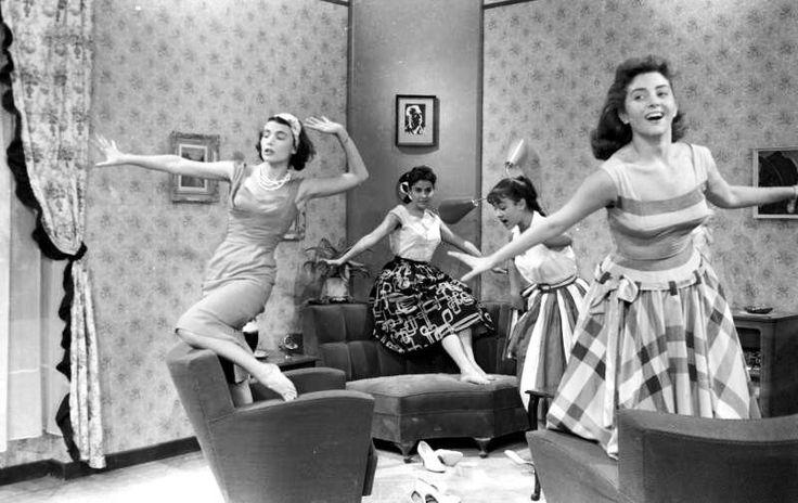 Η Θεία από το Σικάγο 1957