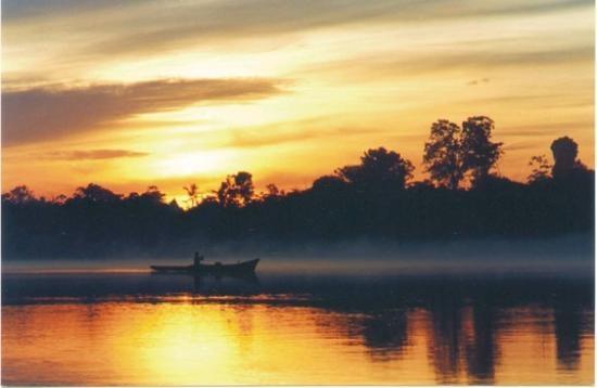 Sul Rio delle Amazzoni, foto © Elena Rossi Drago