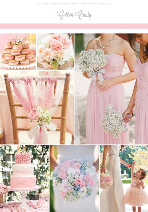 Perfectly Pink! All about the perfect wedding: 2015 Summer Top 3 Bridesmaid Dresses Color Trends!